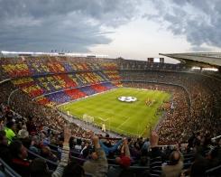 #3: Camp Nou in Barcelona, Spain - 99,786 Seats