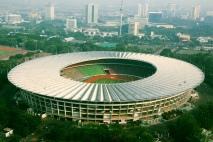#8: Gelora Bung Karno Stadium in Jakarta, Indonesia - 88,306 Seats