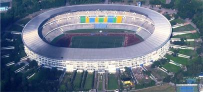 #2: Salt Lake Stadium in Kolkata, India - 120,000 Seats