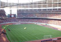 #9: Bukit Jalil National Stadium in Kuala Lumpur, Malaysia - 87,411 Seats