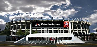 #4: Estadio Azteca in Mexico City, Mexico - 95,500 Seats