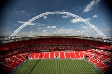 #7: Wembley Stadium in London, UK - 90,000 Seats